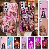 lovely doll bratz for oneplus nord n100 n10 5g 9 8 pro 7 7pro case phone cover for oneplus 7 pro 17t 6t 5t 3t case