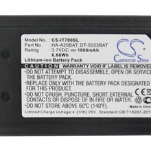 Cameron Sino 1800mAh/3600mAh Battery for Symbol PDT8100,PDT8133,PPT2700,PPT2733,PPT2734,PPT2740,PPT2