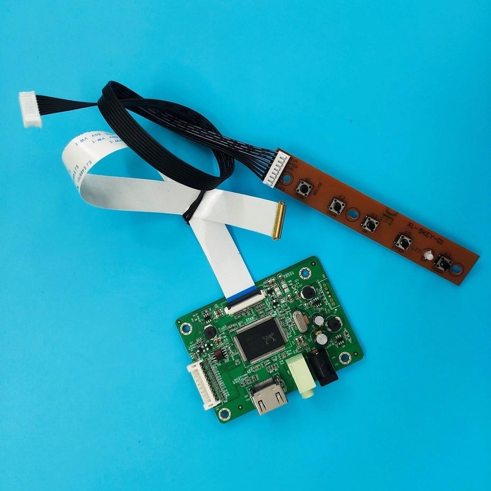 Kit para NV156FHM-N35/NV156FHM-N46 painel de cabo led hdmi edp controlador placa mini 1920x1080 driver display lcd monitor tela