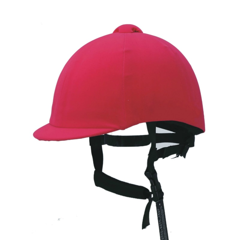 Children Horse Riding Helmet Classic Velvet Equestrian Kids Equipments Safe Cap Cheval Knight Car Motorcycle Protecting Helmet vented western riding helmet safety low profile equestrian headwear plasic horse helmet sports safety accessory protecting head