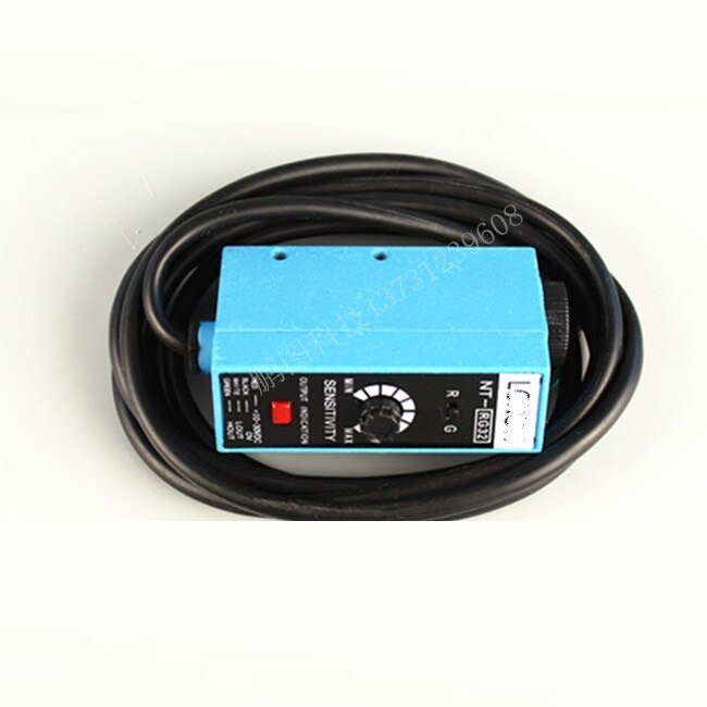 NT-RG32 High-precision tracking color mark sensor Correction sensor Color mark electric eye