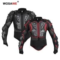 wosawe motorcycle jacket men women full body motorcycle armor motocross racing moto jacket riding motorbike protection