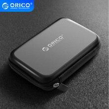 "Orico 2.5 ""Hdd Case Bescherm Bag Box Voor Seagate Samsung Wd Harde Schijf Power Bank Usb-kabel Oplader Externe harde Schijf Pouch Case"