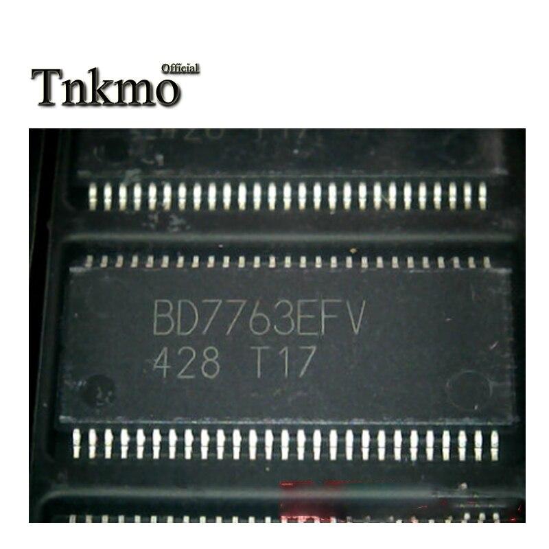 2 uds 5 uds BD7763EFV TSSOP54 BD7763 TSSOP-54 BD7763EFV-E2 Sistema de controlador de MOTOR IC para la mitad de nuevo y original