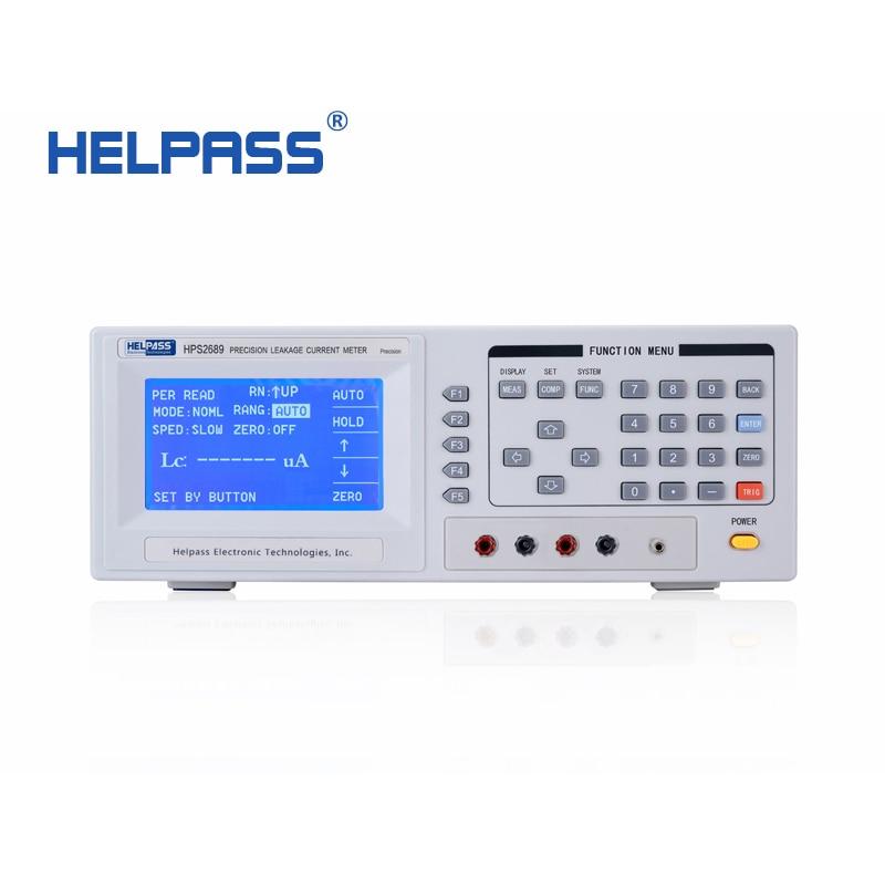 نظام اختبار HPS2689 لخط إنتاج مُكثَّف كهربائيًا اختبار أمان فاحص/ مختبر التيار الكهربائي