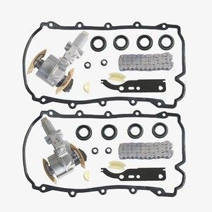 AP01 Pair Timing Chain Tensioner Kit For Audi A6 A8 RS6 S6 S8 VW Phaeton Touareg V8 4.2L 077109087P 077109088P 077 109 087 P