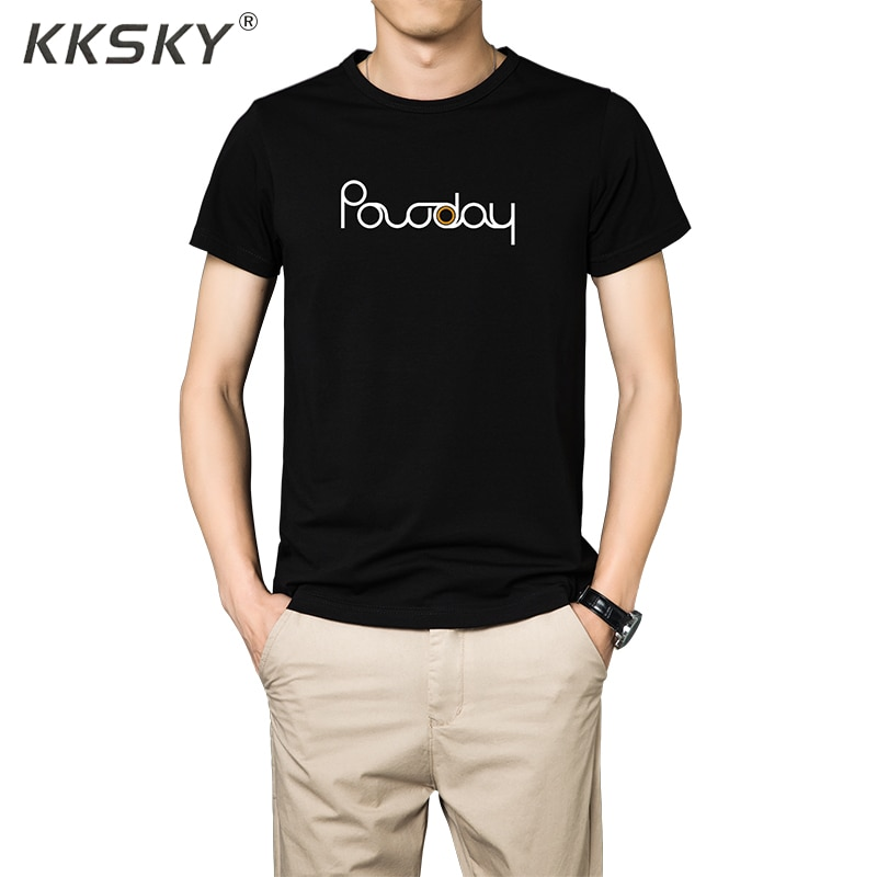 Camiseta de verano para hombre, cuello redondo, gimnasio, camiseta de poliéster para hombre, camiseta fresca para hombre, Camiseta deportiva Casual delgada para hombre homme imprimir