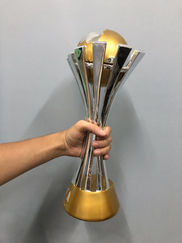 hot sale 2020 The European Club World Cup 44cm Fans Souvenir Decoration Gift Resin material