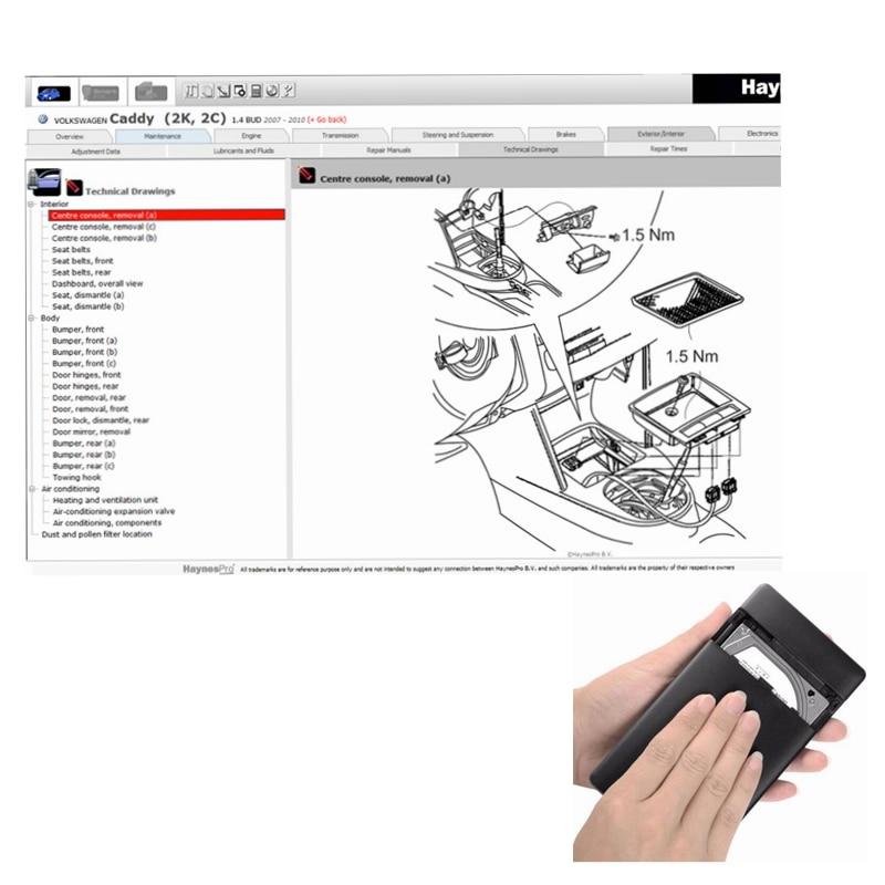 2021 Hot Vivid WorkshopData 2015.01(Hay. nes Pro) Best Garage Workshop Automotive Database Repair Software for European Model недорого