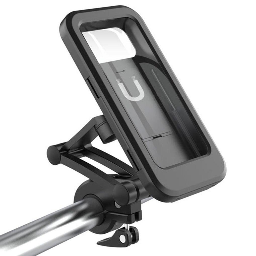 Adjustable Bicycle Phone Holder Waterproof Bike Phone Support Motorcycle Handlebar Mount Bracket for Iphone