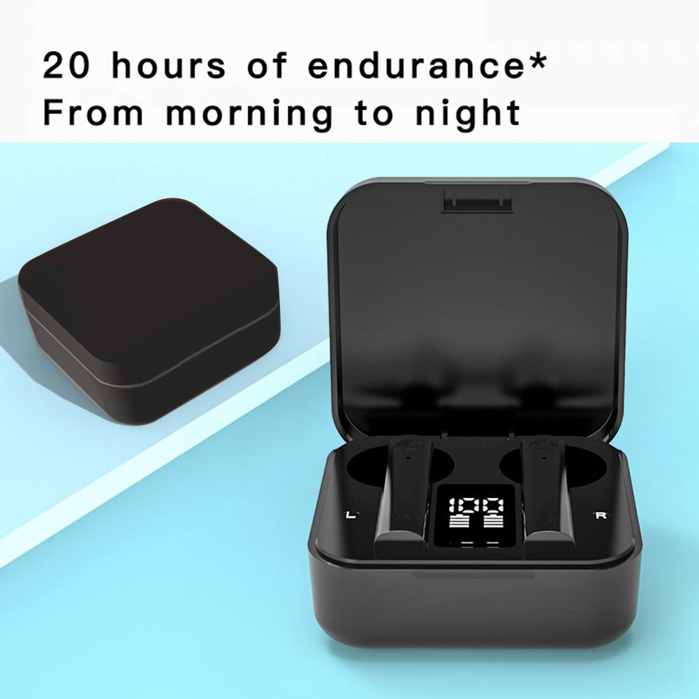 New Wireless Noise Cancelling Headset Bluetooth 5.1 Sports Earphones IP4 Waterproof In-Ear Headphones Earbuds For Xiaomi Air2S enlarge