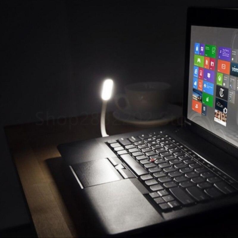 2020 New Reading Flexible USB LED Light Mini Lamp for Computer Laptop Notebook PC Power Bank