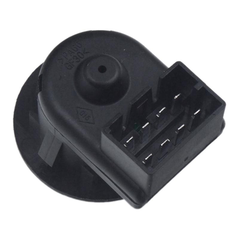 Perilla de Ajuste de interruptor de espejo para RENAULT Megane Clio Master Kangoo Twingo Modus MK2 255704649R 8200214919