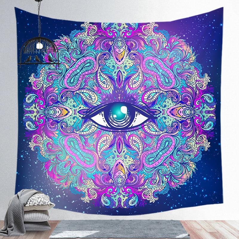 Fuwatacchi, tapiz de piel de melocotón con impresión Digital, tapiz decorativo de fondo cuadrado personalizado, tapiz de pared de fondo al por mayor