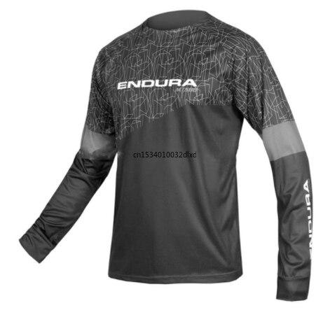 2021 Enduro manga larga ropa de carreras ciclismo camiseta montaña Downhill bicicleta DH MTB motocrós todo terreno Jerseys DH Mtb camiseta