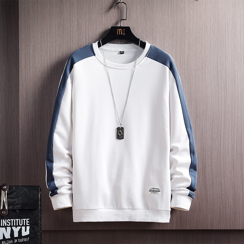 Hoodies Men 2020 Pullover Casual Loose Man Sweatshirts Long Sleeve Autumn Winter Oversized Hoodie Ko