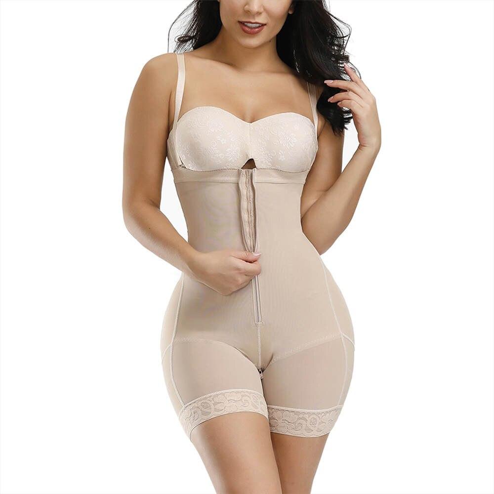 Lover Beauty Shapewear Full Body Shaper Modeling Belt Postpartum Recovery Waist Trainer Butt Lifter Slimming Underwear