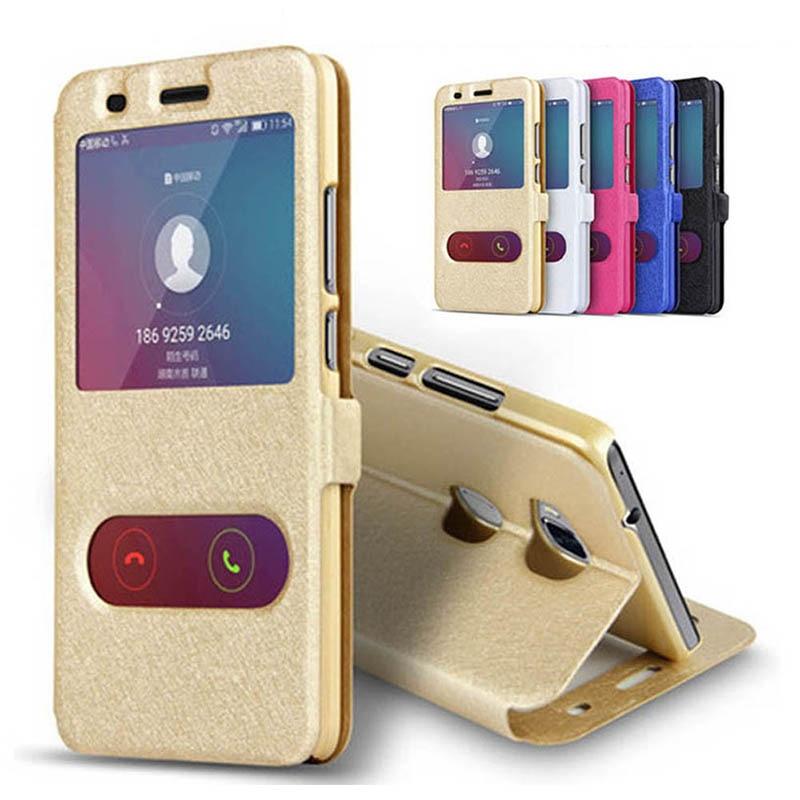 Klar Fenster Fall Für Motorola Moto G7 G5 G6 E4 E5 Plus Z Z2 Spielen Luxus Flip Silk Muster Leder schutzhülle Telefon Coque