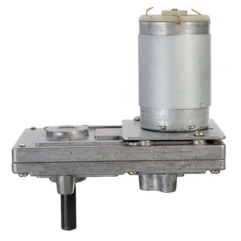 Металлический редукторный двигатель 12-24 В TAKANAWA 555