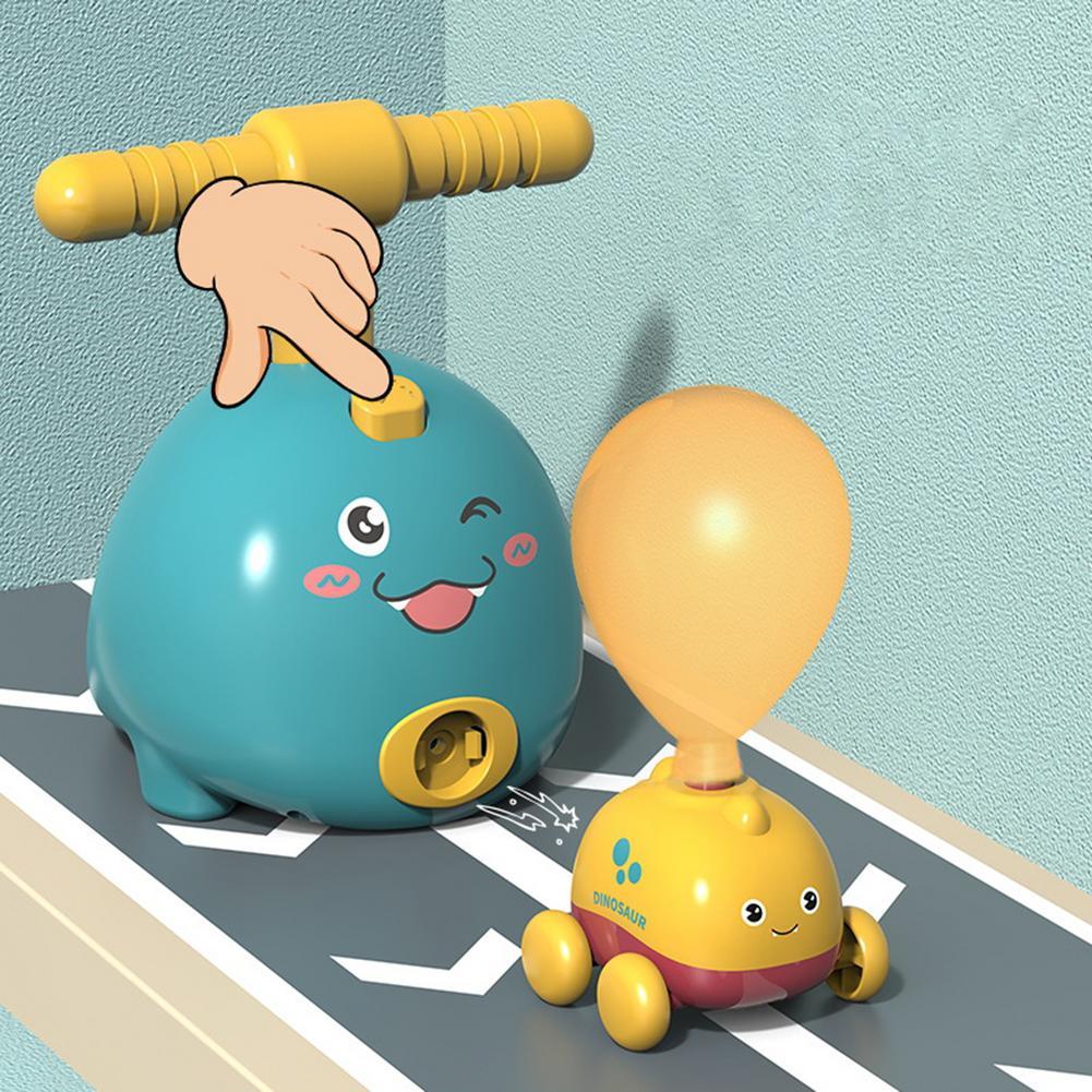 Новый Мощный воздушный шар, запускаемая игрушка, башня, научный эксперимент, воздушный шар, инерционная мощность, воздушный шар, автомобиль,...