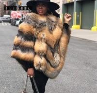 gorgeous ladies loose trendy casual wear poncho oversize soft classic outwear womens winter coat women autumn winter fur shawl