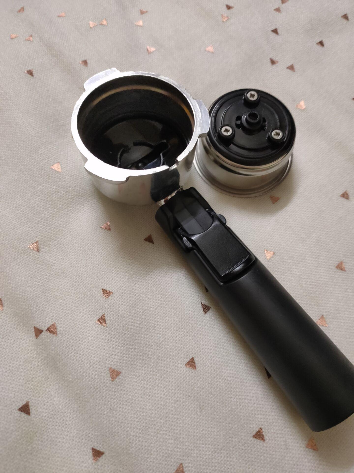 مقبض المرشح الأصلي لقطع غيار ماكينة القهوة المنزلية, مقبض المرشح الأصلي لأجزاء ماكينة القهوة المنزلية Kf6001 Kf7001 Kf8001 Kf5002 Kf500S Cm4621 Cm4216 Homever