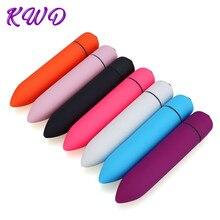 Mini balle vibrateur Sex Toy pour femmes 10 vitesses G Spot Vibration vagin vibrateur Clitoris stimulateur femme masseur jouets pour adultes