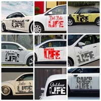 free shipping keep calm stickers on the car cover waterproof scratch sticker accessories