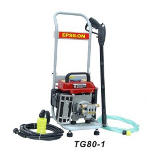 TG80-1 Промышленные высокого давления все медные плунжерный насос бензиновый двигатель стиральная машина