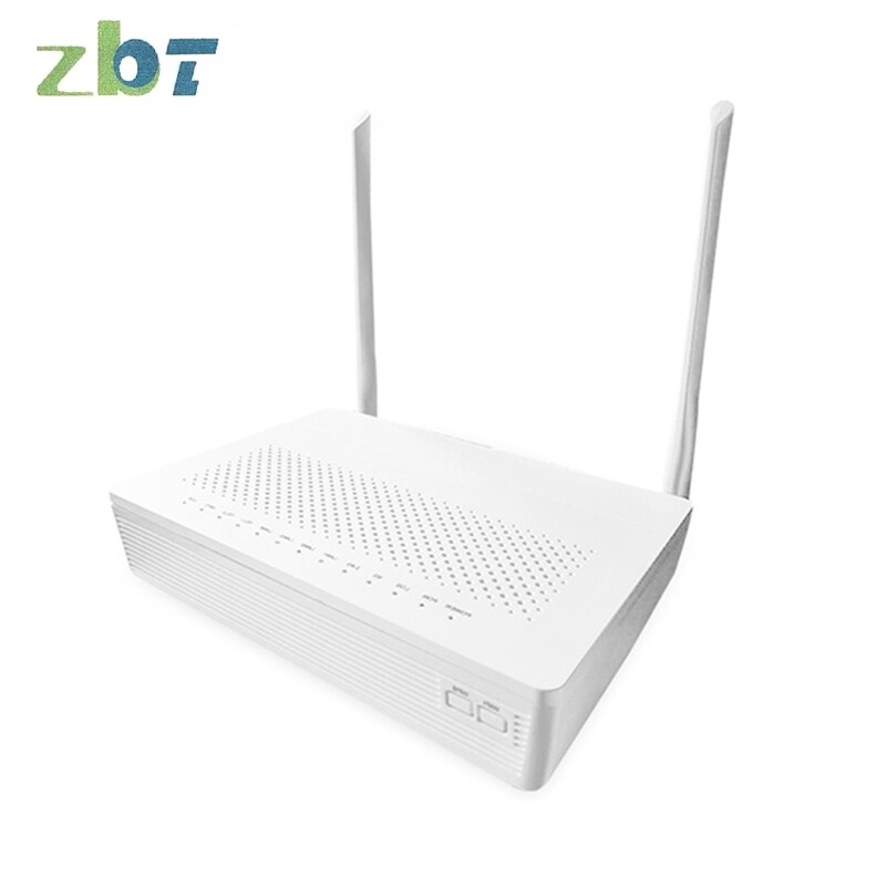 Voice Interface with USB Interface Routing Route Function GPON Broadband Access ONU Optical Modem MODEMwifi router 15pcs second hand hua wei hg8310m 1ge gpon ont onu without box