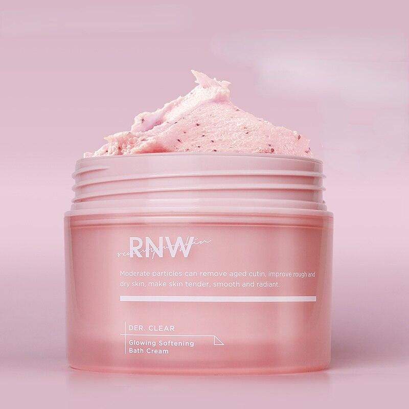 Ymh Body Whitening Body Cleansing Female Shower Gel Improve Cutin Chicken Skin Deep Cleansing and Brightening Skin Tone