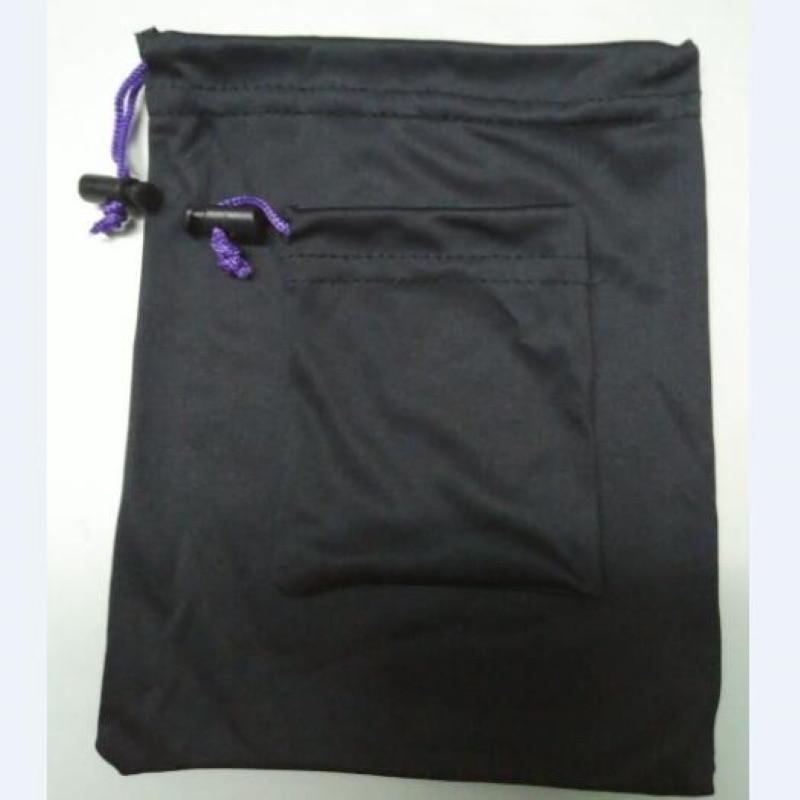"""700 Uds. Bolsa de microfibra con cordón 300 Uds. Tamaño 6,5 """"* 7"""" y 400 Uds. Tamaño 3 """"* 2,5"""" bolsas de joyería de microfibra con envío gratis por DHL"""