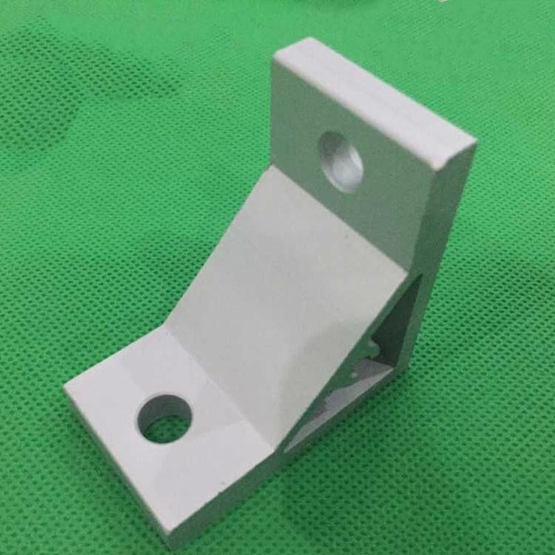 Conector interior de 90 grados de soporte de fortalecimiento de Soporte de...