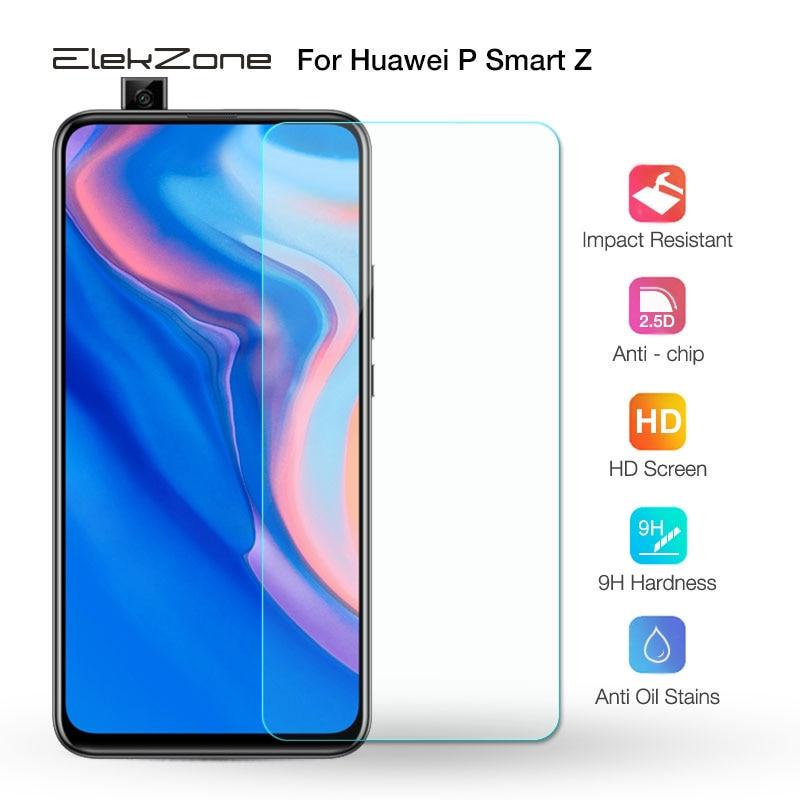 "Protector de pantalla de cristal templado para Huawei P smart 2019, Protector de pantalla psmart 2019, película protectora de 2019 ""para Huawei P smart 6,2"