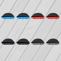 e o s hard base silicon replacement nose pads for oakley double edge oo9380 frame multi options