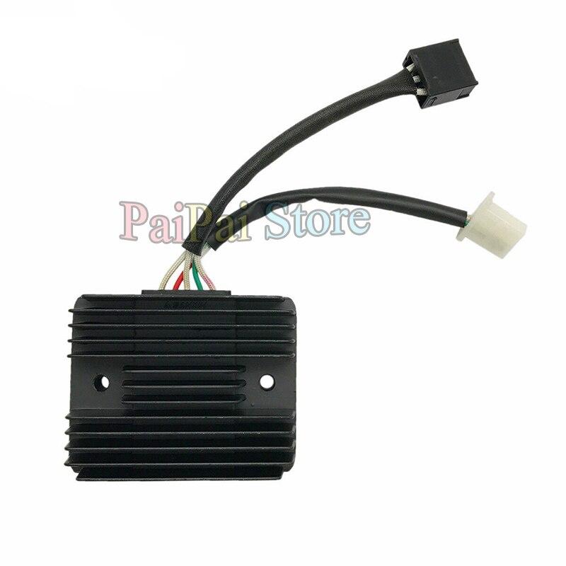 Regulador de tensão Retificador para CFMoto 500cc CF188 CF500 UTV ATV Go Kart