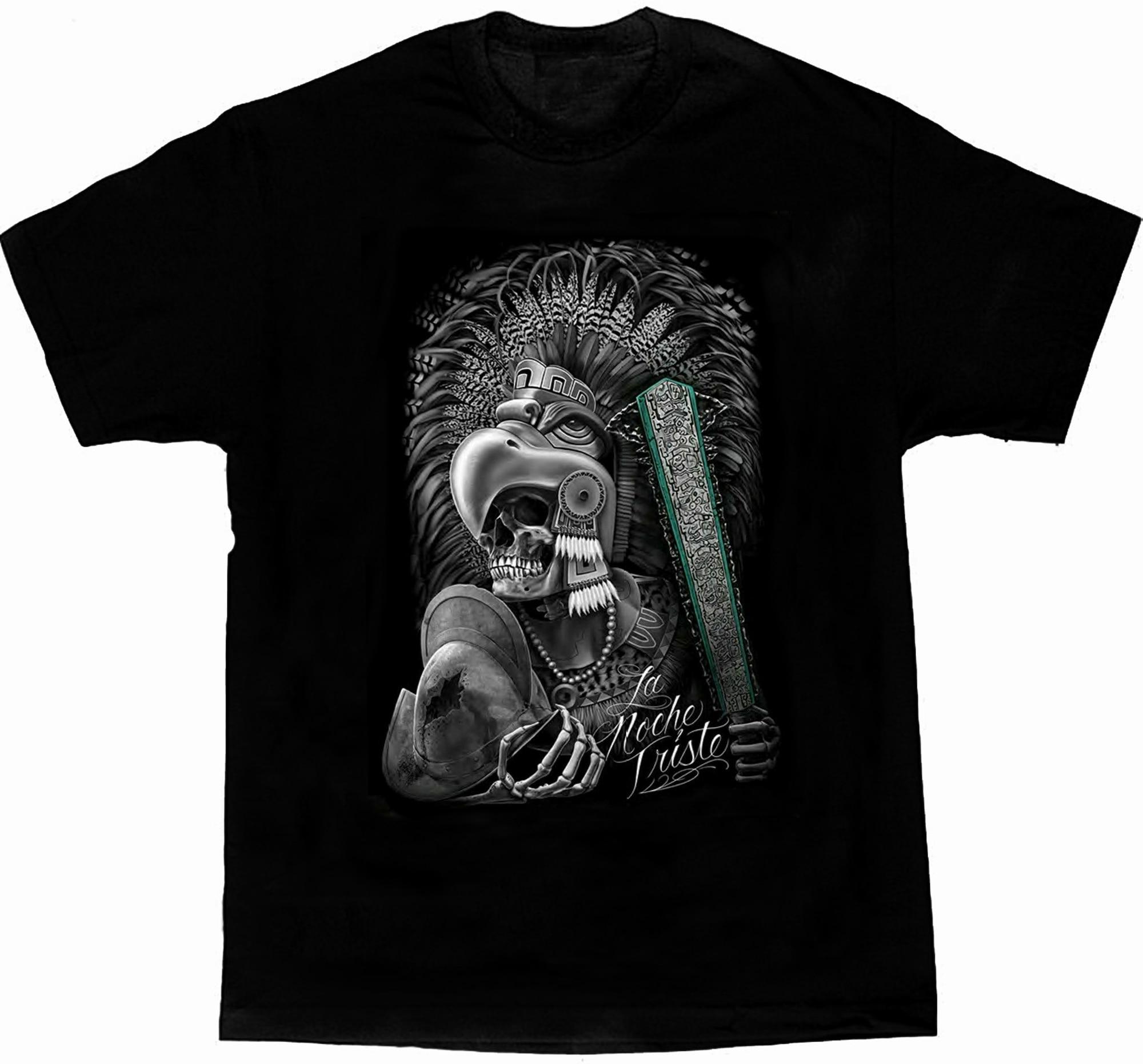 Lowrider chicano arte noche triste camiseta masculina verão algodão manga curta o pescoço unissex t camisa novo S-3XL