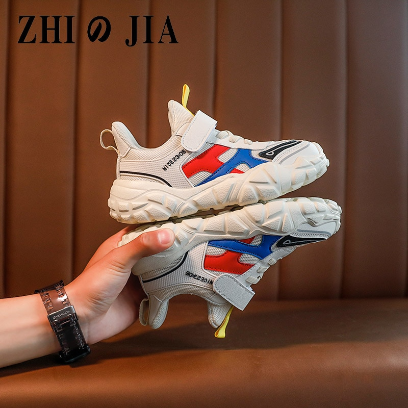 2020 Boys New Breathable Casual Shoes Non-slip Children Shoes Kids Sneakers LightWeight Unisex Girl