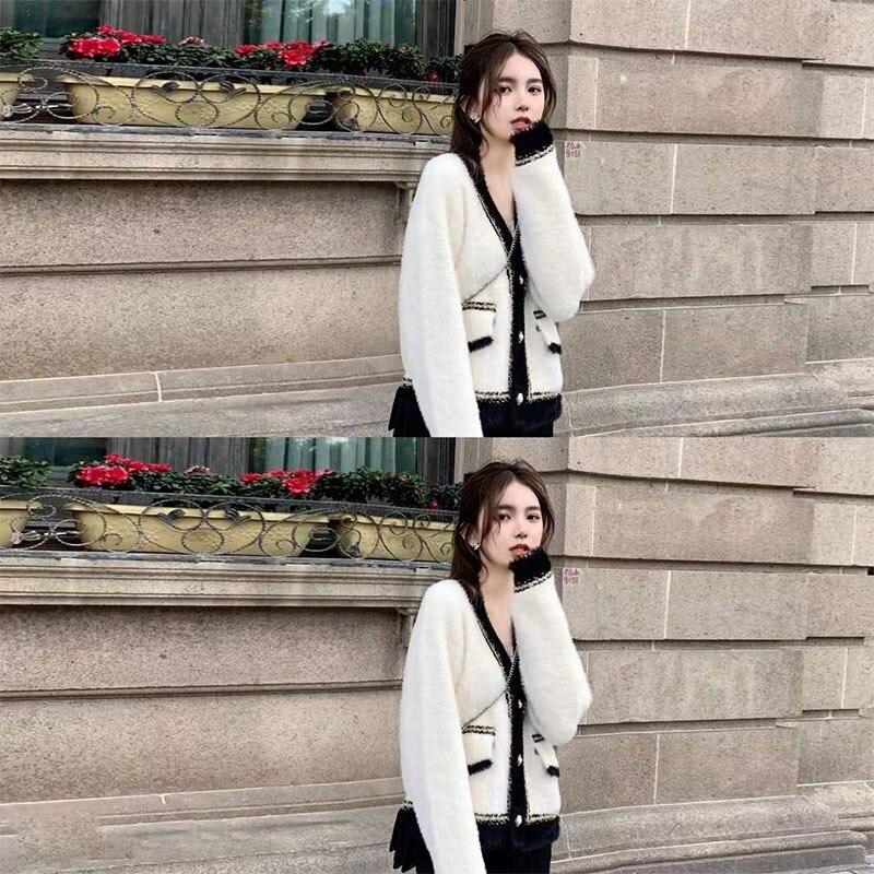 Cmazcmazcpretty Zhenzhen's فضفاض المرأة كسول سترة سترة