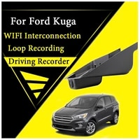 car road record wifi dvr dash camera driving video recorder for ford kuga c520 20122019