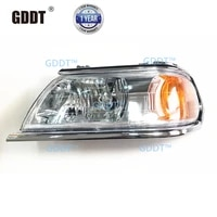 chrome headlight for pajero sport 2000 2006 front lamp for nativa turning signal warning clearance marker lamp for montero sport