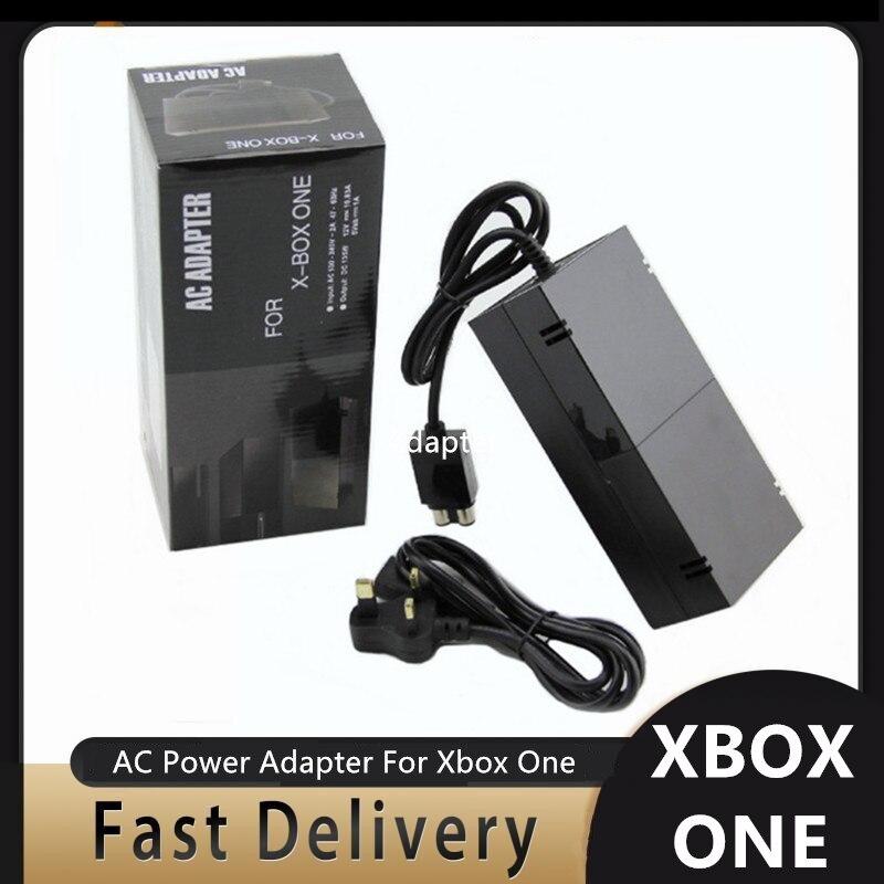 ترقية التيار المتناوب محول الطاقة ل Xbox One وحدة التحكم نقية أفضل محول تيار متردد الطوب شاحن الطاقة كابل كهربائي ل Xbox One