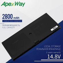 14.8V Laptop Battery For HP ProBook 5310m 5320m FL04 FL04041 HSTNN-C72C HSTNN-DB0H HSTNN-SB0H AT907AA BQ352AA 538693-271 2800mAh