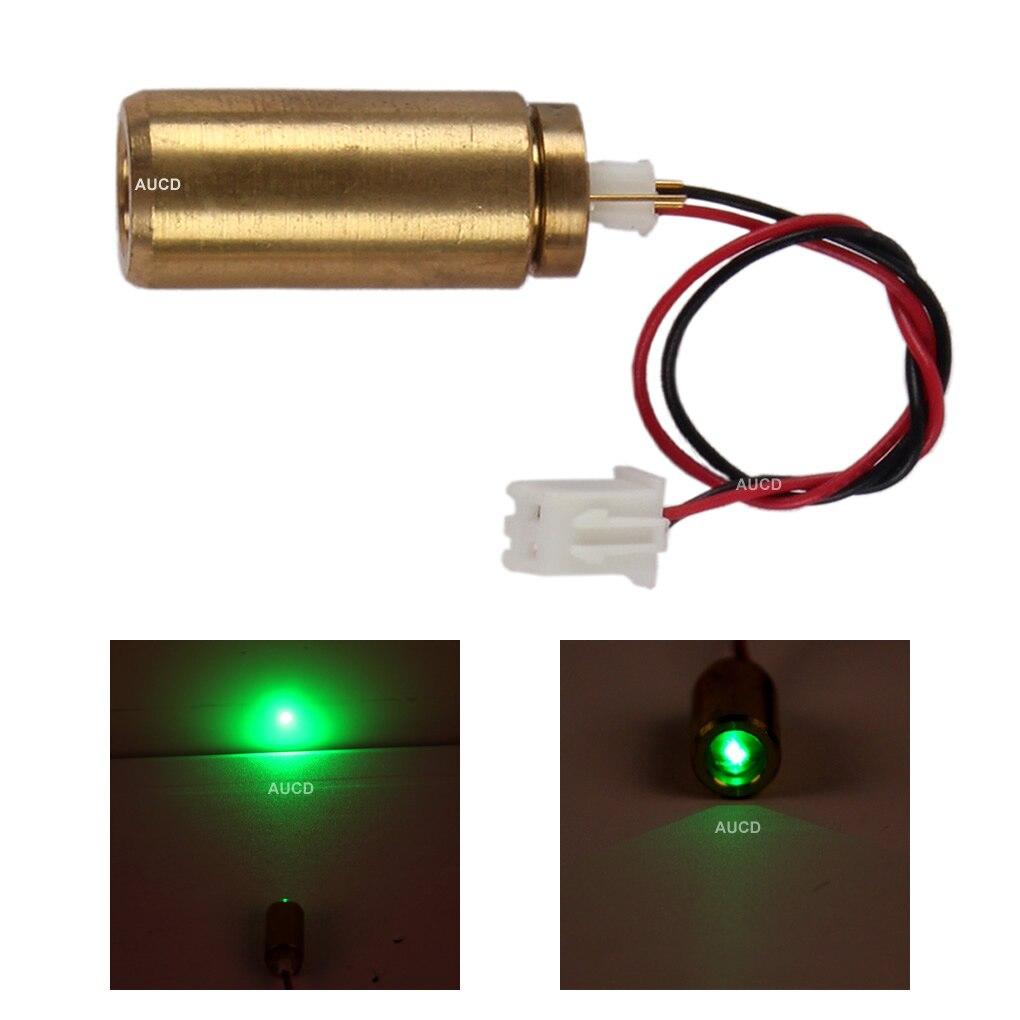 الأخضر 50mW 532 نانومتر وحدة ليزر ديود/lds Dot / Diod الدائرة ل DPSS العارض البصر اضواء رفيعة جزء مصباح الثنائيات الدائرة