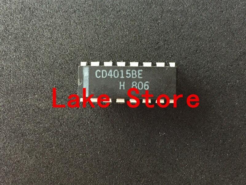 5 unids/lote cd4015be cd4015 dip
