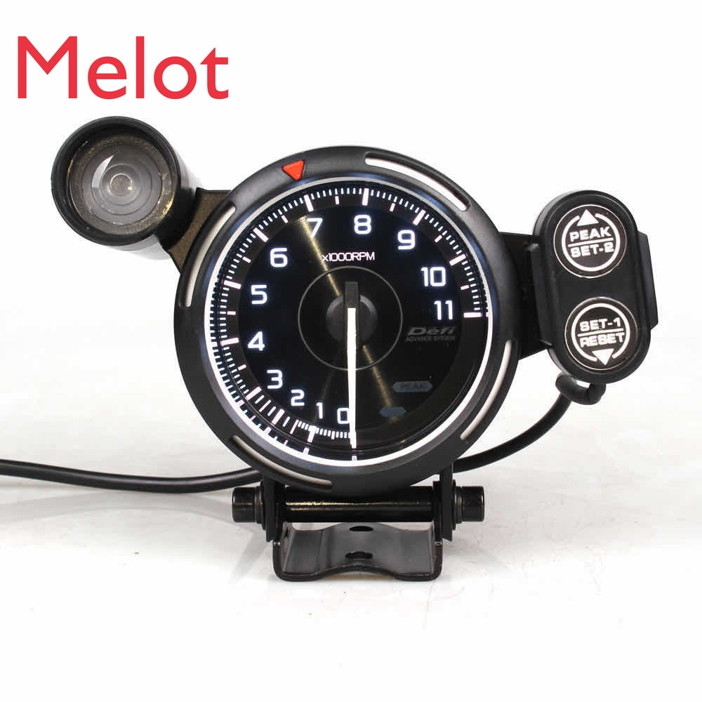 The latest version of 12V RPM tachometer PC game simulation racing game simulation Logitech g29 Toma Thrustmaster European Truck enlarge