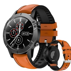 2020 mais novo t11 relógio inteligente homem freqüência cardíaca monitor de pressão arterial ip68 à prova dip68 água tempo smartwatch vs dt78 l5 l8 l7 l11 l16 t6
