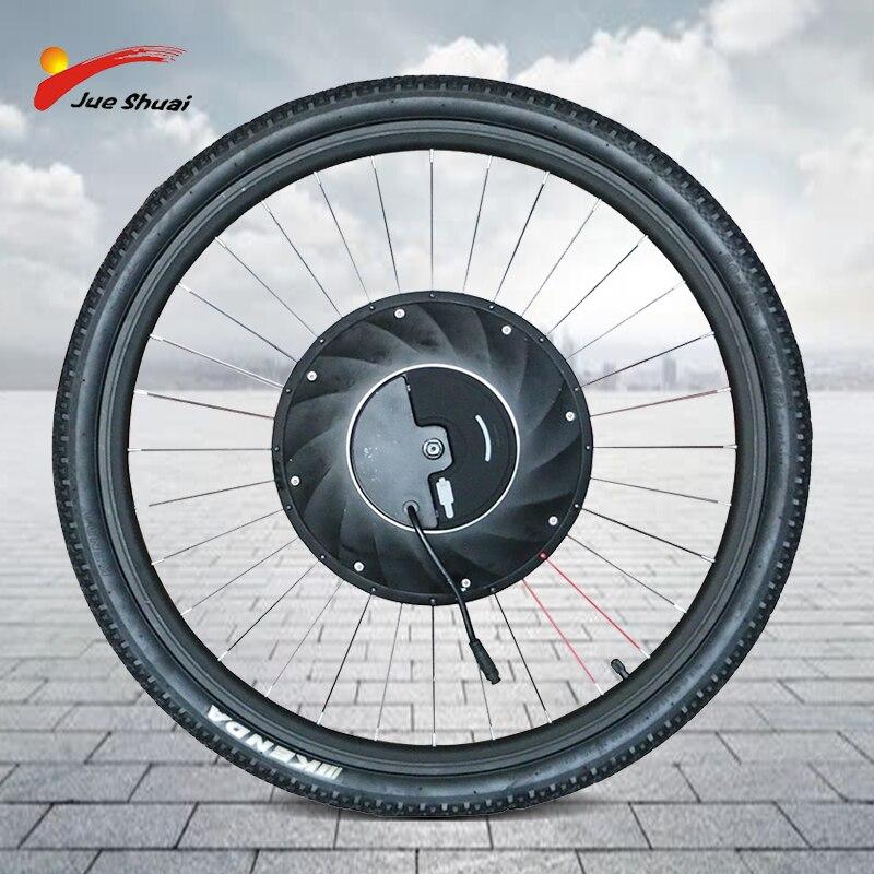 JueShuai-rueda IMortor 2,0, Kit de conversión de bicicleta eléctrica, accesorios de bicicleta,...