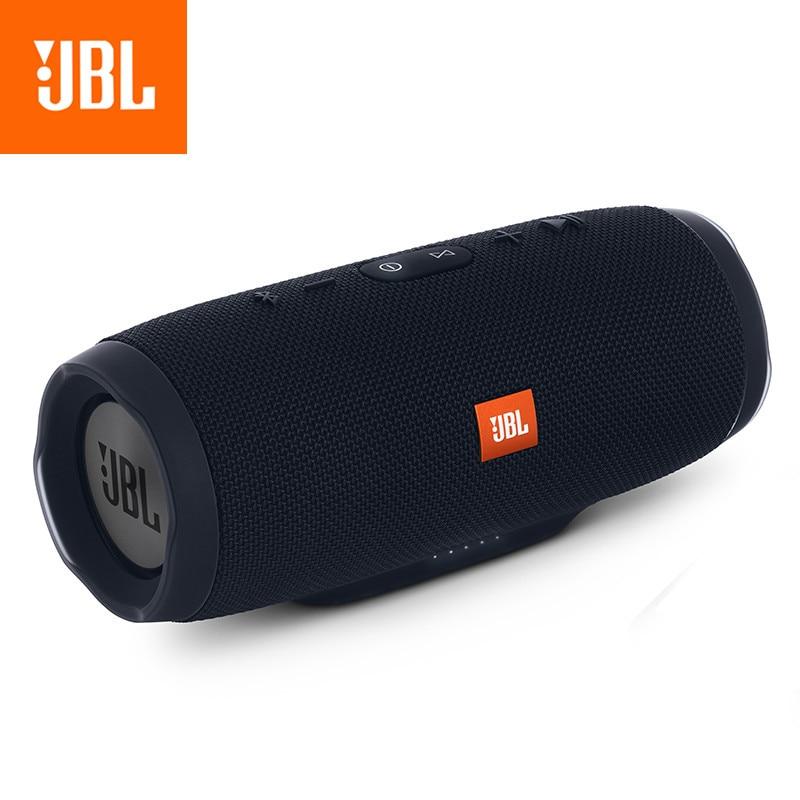 JBL Charge 3 سماعة لاسلكية تعمل بالبلوتوث المتكلم تهمة 3 IPX7 مقاوم للماء مكبر هاي فاي Partybox الموسيقى Boombox تهمة 3 BT مكبرات الصوت