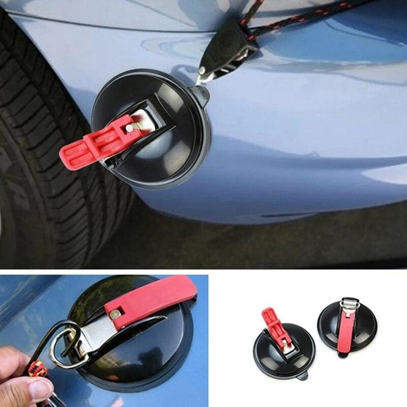 1 Uds. Soporte de anclaje para el coche soporte de equipaje tiendas ancla organizador de almacenamiento de coches accesorios de coche